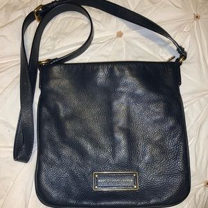 Marc by Marc Jacobs Navy cross body bag